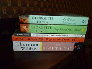 New Books Aug 2010 001