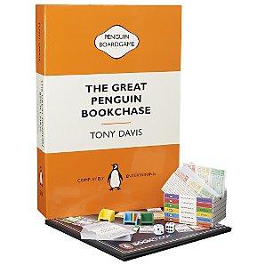 Great Penguin Bookchase