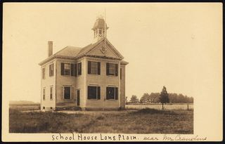 Long Plain School House