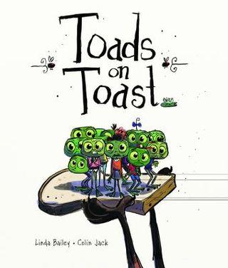 Toads on Toast