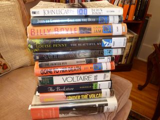 Library books 10 Sept 13 002
