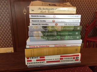 Xmas Books 2017