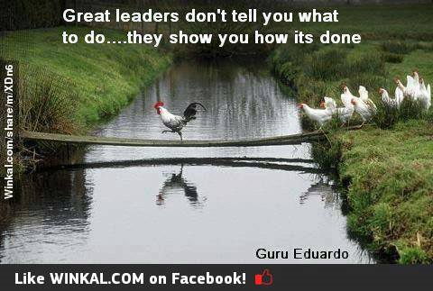Great Leaders